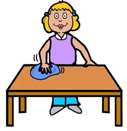 Essay on dining table